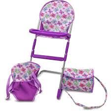 100 Kangaroo High Chair MSL160 Combo Set Purple Walmartcom