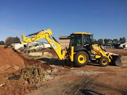 100 Jcb Melbourne BACKHOE FIRST CHOICE FOR LEETON COUNCIL OPERATOR