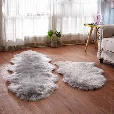 wohnzimmer teppich faux pelz teppich teppich für zimmer