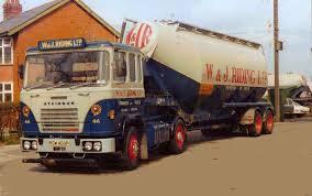 100 Atkinson Trucks Seddon W J Riding Ltd Longridge Preston