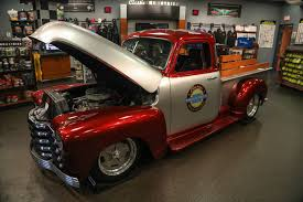 100 Classic Industries Chevy Truck Build A Beauty From Scratch At This California Parts Stockpile