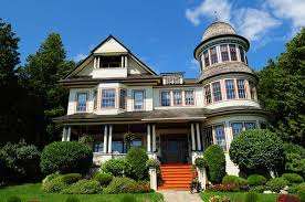 104 House Tower Victorian Want Round Pinterest Plans 75506