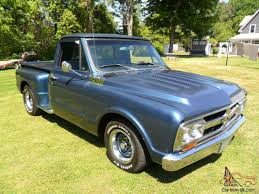 1967 GMC Shortbed Stepside Pickup 350, Automatic, Posi 6772 Chevy Pickup Fans Home Facebook Bangshiftcom Project Hay Hauler A 1967 Gmc C1500 That Oozes Cool 67 And Airstream Safari 1972 Chevy Trucks Youtube Truck Bed Best Of 72 Trucks For Sale Guide To 68 Gmc Image Kusaboshicom Cummins Diesel Cversion Kent As Awesome C10 Pinterest 196772 Rat Rod Build Album On Imgur Steinys Classic 4x4