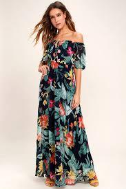 Bohemian Long Dresses Boho Style Dress