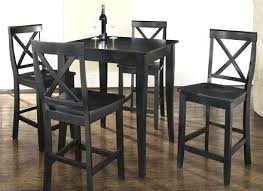 Pub Style Dining Room Table Unique Tables Chic Sets