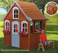 Amazon.com: Storybrooke Cedar Cottage Playhouse For Kids Cottage ... Outdoor Play Walmartcom Childrens Wooden Playhouse Steveb Interior How To Make Indoor Kids Playhouses Toysrus Timberlake Backyard Discovery Inspiring Exterior Design For With Two View Contemporary Jen Joes Build Cascade Youtube Amazoncom Summer Cottage All Cedar Wood Home Decoration Raising Ducks Goods