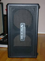 Mesa Boogie Cabinet 2x12 by Mesa Boogie Recto 2x12 Horizontal Image 460896 Audiofanzine