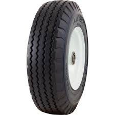 100 Hand Truck Tires Marathon FlatFree Tire 34in Bore 410350