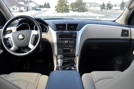 Review – 2011 Chevrolet Traverse AWD LTZ