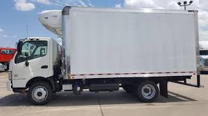 2016 Hino 195 Reefer | WorkTruckReport Isuzu Elf Alinum Van 16ft 6stud Autozam Motors 2016 Hino 195 Reefer Wktruckreport Inventory 2015 Intertional Refrigerated Box Truck 5tons Penske Rental Reviews 16 Ft Flatbed Warren Trailer Inc Uhaul 26ft Moving Jason Fails With The Youtube 2009 Chevy Gasoline Food 86000 Prestige Custom Vans Supplies Car Towing 02 Plate Ford Transit Lwb Recovery Truck Body Ready For Work Design Wraps Graphic 3d