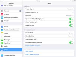 Free Ways to Clear Cookies on iPhone iPad iOS 11 Supported