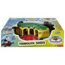 Thomas And Friends Tidmouth Sheds Wooden by Buy Thomas U0026 Friends Adventures Tidmouth Sheds Playset From Our