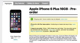 Customers Clamor For The st iPhone Possible ReadWrite