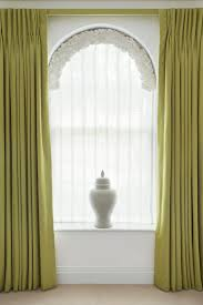 Arched Or Curved Window Curtain Rod Canada by 100 Arched Window Treatments Curtains 24 Best Drapery