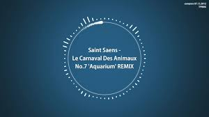tprmx saens le carnaval des animaux carnival of the