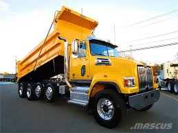 100 Western Star Dump Truck 4700SF For Sale ALBEMARLE North Carolina Price US