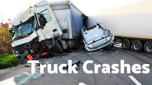 100 Truck Crashes Caught On Tape Shocking On Compilation YouTube