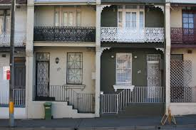 100 Sydney Terrace House What Are Homes Like In Australia International Removals