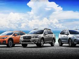 100 Subaru Trucks Has The Biggest Shift From Sedans To Light Of Any