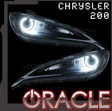 2015 2017 Chrysler 200 ORACLE LED Halo Kit – Advanced Automotive