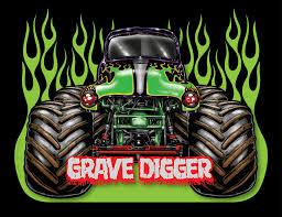 100 Monster Truck Grave Digger Videos Wallpaper 52 Images