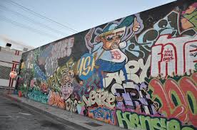 Famous Mural Artists Los Angeles by Streets Downtown La Graffiti Mural Mini Tour Arrested Motion