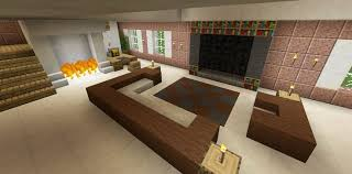 minecraft living room family room furniture couch chair tv