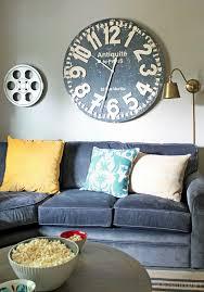 Big Clocks For Walls 60 Inch Wall Clock