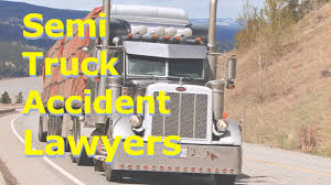 100 Semi Truck Accident Attorneys Lawyers 18 Wheeler Attorney YouTube