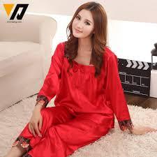 online get cheap pajamas silk women aliexpress com alibaba group