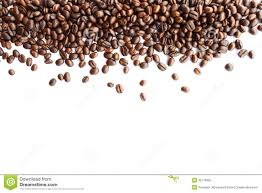 Coffee Beans At Border Stock Photo 35776950