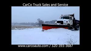 100 J And J Truck Sales Ford Plow With Craft Dump Body And Sander For Sale By CarCo