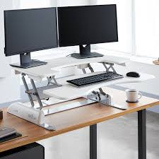 standing desk pro plus series desk converters varidesk