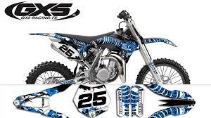 kit deco 85 yz kit déco motocross ktm yamaha honda suzuki