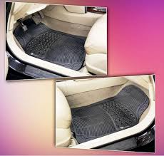Zone Tech Gray Set Of 4-piece Car Vehicle Floor Mats Universal Fit ... Floor Lovely Mat Design Rubber Mats Best Queen For 2015 Ram 1500 Truck Cheap Price For Vinyl Flooring Fresh Autosun Beige Pilot Chevy Of Red Metallic Set 4pc Car Interior Hd Auto Pittsburgh Steelers Front 2 Piece Amazoncom Armor All 78990 3piece Black Heavy Duty Full Coverage 2010 Ford Ranger Allweather Season Fxible Rubber Fullcoverage Walmartcom