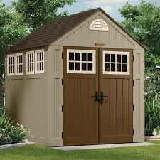 suncast bms7775 shed ships free storage sheds direct