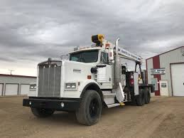 Pre-Owned Trucks | 1987 Kenworth W900B Boom Truck