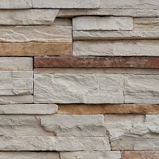 Stone Texture 041 Stacked Wall Cladding