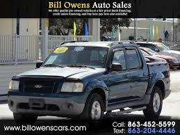 2001 Ford Explorer Sport Trac For Sale Nationwide - Autotrader