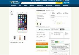 Apple iPhone 6 is now cheaper to in India than US now