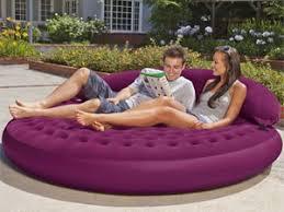Intex Inflatable Sofa Bed by Intex Inflatable Empire Chairs Vs Bean Bags