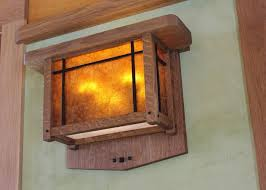 craftsman style wall sconce lighting contemporary tinterweb info