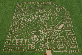 Pumpkin Patch In Yucaipa by Nasa Space Farm 7 And Nasa A Corn Maze Experience