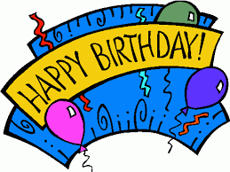 Happy birthday free birthday happy clip art free clipart images