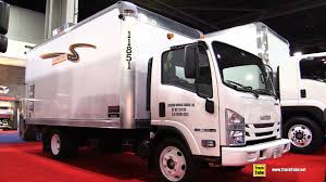 2018 Isuzu NPR HD V8 Gas Truck - Walkaround - 2017 NACV Show Atlanta ...