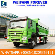 100 Used Truck For Sale China Dump 6X4 380HP Cheap Price For China
