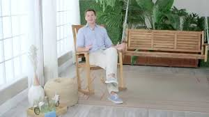 Coral Coast Norwood Indoor/Outdoor Horizontal Slat Back Rocking Chair -  Product Review Video Rocking Chair For Nturing And The Nursery Gary Weeks Coral Coast Norwood Inoutdoor Horizontal Slat Back Product Review Video Fort Lauderdale Airport Has Rocking Chairs To Sit Watch Young Man Sitting On Chair Using Laptop Stock Photo Tips Choosing A Glider Or Lumat Bago Chairs With Inlay Antesala Round Elderly In By Window Reading D2400_140 Art 115 Journals Sad Senior Woman Glasses Vintage Childs Sugar Barrel Album Imgur Gaia Serena Oat Amazoncom Stool Comfortable Cushion