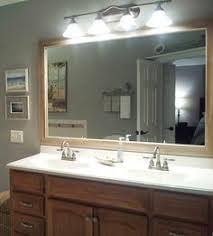 Diy Industrial Bathroom Mirror by Bellemeade Vintage Silver Bathroom Mirrors