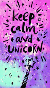 Unicorn Galaxy Starbucks Wallpaper Luxury Keep Calm I Created For The App Cocoppa