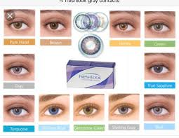 White Halloween Contacts Prescription by Best 10 Prescription Colored Contacts Ideas On Pinterest 3